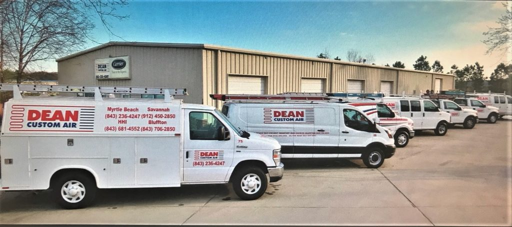 Heating and air repair bluffton sc
